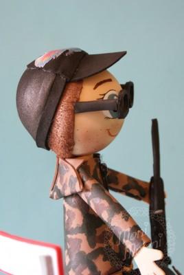 fofucho de caza
