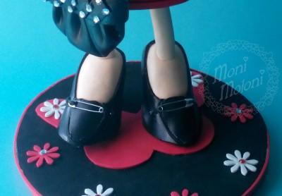 fofucha zapatos tacon